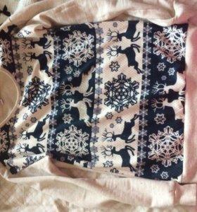 Водолазки, свитера