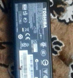 Сетевой адаптер для ноутбука тошиба