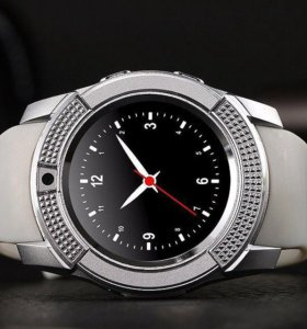 Отличные часы унисекс smart watch v8