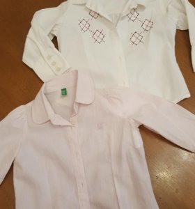 Рубашки для модницы