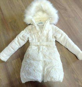 Пальто  зима kiko