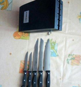 Набор ножей новый
