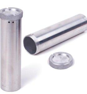 Тубус аллюминиевый для ключей при слецхранении