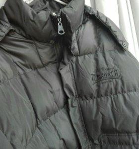 Куртка новая Lonsdale оригинал