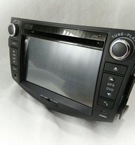 Магнитола на Toyota Rav4 2006-2012