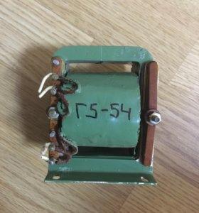 Трансформатор генератор сигналов Г5-54