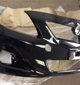Бампер в цвет TOYOTA COROLLA E150, Camry xv40, 50