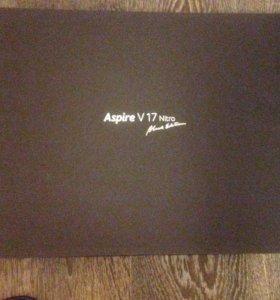 Супер мощный ноутбук Acer Aspire V17 Nitro