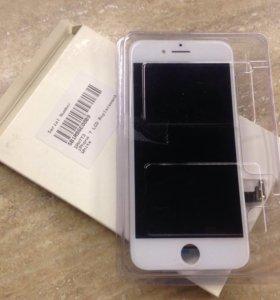 Дисплей iPhone 7 белый