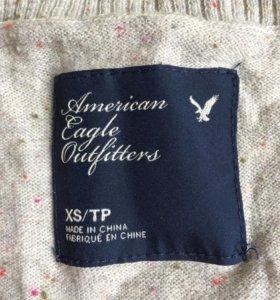 Джемпер лонгслив American eagle