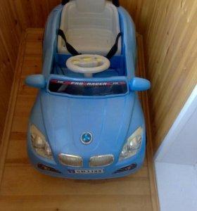 Детский электромобиль с пультом