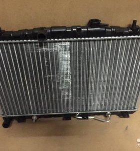 Радиатор охлажд Хендай элантра Hyundai Elantra XD