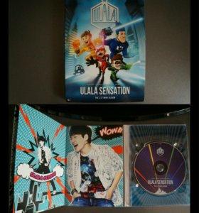 CD k-pop