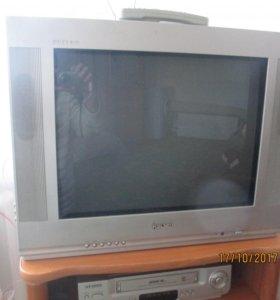 """телевизор ROLSEN диагональ 21"""" в хорошем состоянии"""