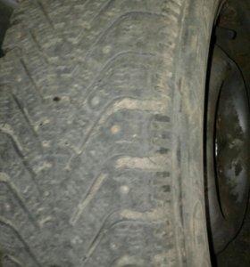 Два колеса гудьер