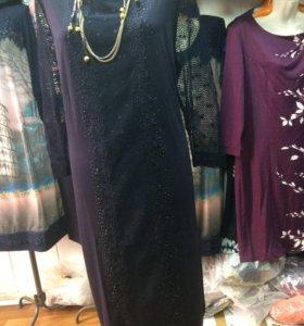 Платья новые ,размеры 48 до 56
