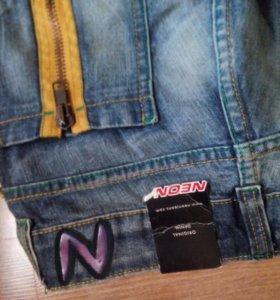 Новые джинсы 27 р- р