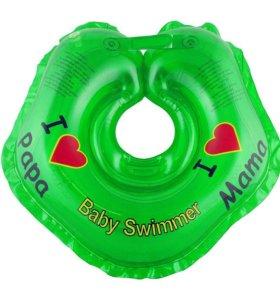 Круг для купания в идеальном состоянии
