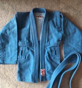 Куртка для самбо Nakover.