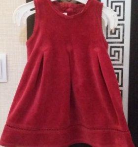 Платье-сарафанчик фирмы H&M