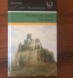 книга Антуана де Сент-Экзюпери