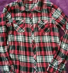 Рубашка новая h&m(42-44)