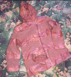 Куртка кожа/кожанка