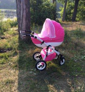 Польская коляска для принцессы!
