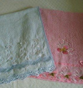 Новые полотенца 2 шт.