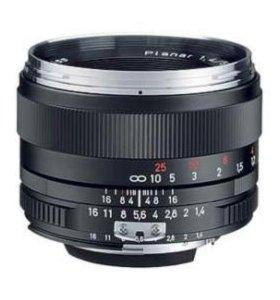 Carl Zeiss Planar 1.4/50mm T*ZF.2 для Nikon