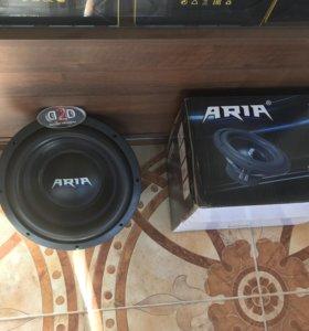 Новый сабвуфер aria bb12d2