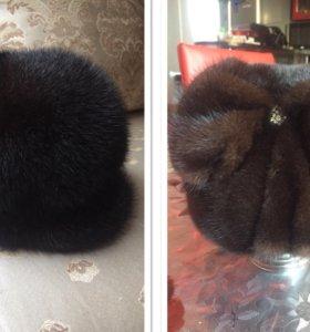 Продам две новые норковые шапки
