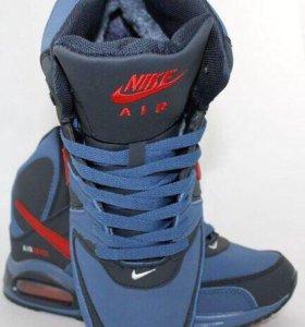 Кроссовки Nike Air Max Skyline утеплённые
