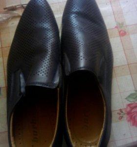 Туфли мужские durhoe HAND MADE