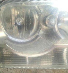 Фары Крайслер 300С
