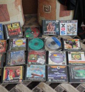игры на Sony Playstation 1