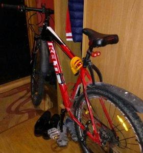 Велосипед ,, кельт ''