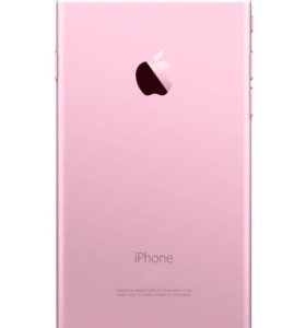 6 IPhone Rose Golde