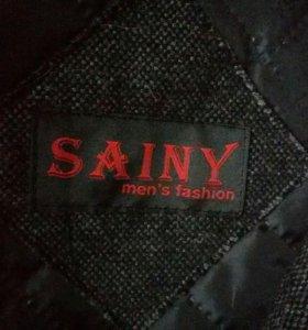 Пальто мужское зимнее (Sainy - 061 дакота)