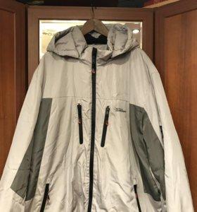 Мужская куртка- ветровка 70 размер