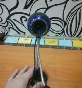 Камера+микрофон