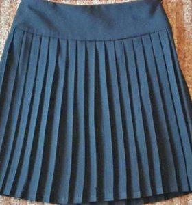 Школьная юбка рост 152