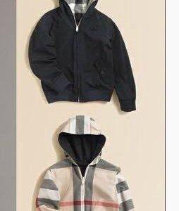 Двустронняя куртка Burberry р.122 новая