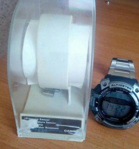 Часы Casio модель SGW-300HD-1