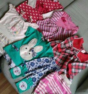 80-86 пакетом одежда