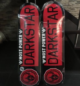 Дека для скейта Darkstar новая в упаковке
