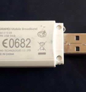 Huawei E1550 3G модем МТС