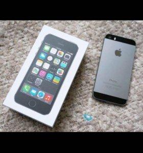 Айфон 5 s 16 гб новый