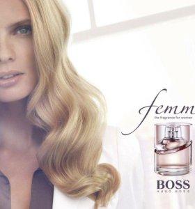 "духи Hugo Boss ""Boss Femme"" 75ml"