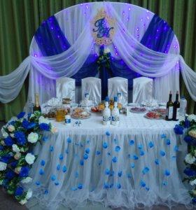 Организация, оформление и проведение свадеб